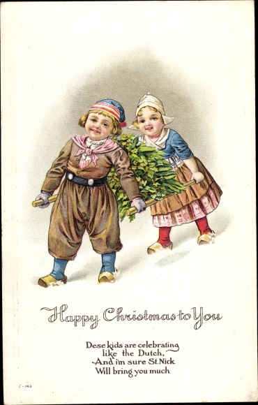 Embossed Passepartout Chromo Litho Frohe Weihnachten Akpool Co Uk