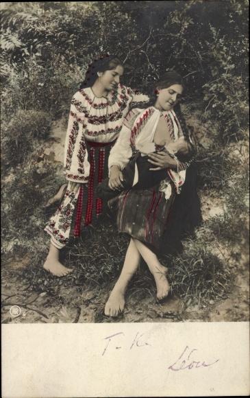rumäninnen