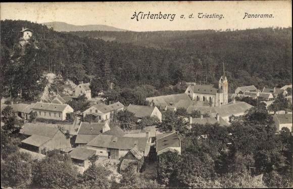 Postcard Hirtenberg In Niederösterreich Panorama Akpoolcouk