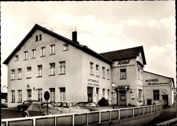 Ansichtskarte Postkarte Hamburg Eimsbüttel Stellingen Akpoolde