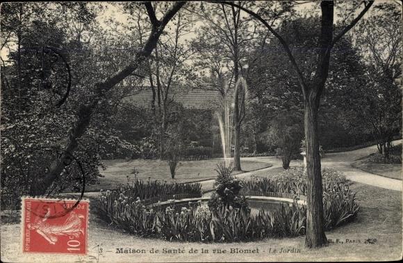 Ansichtskarte / Postkarte Paris XV., Maison de Sante de la   akpool.de
