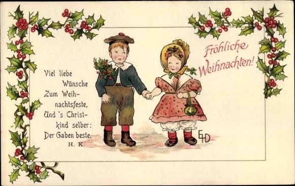 Gedicht Postcard Glückwunsch Weihnachten Akpoolcouk