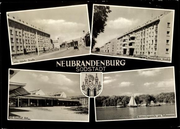 kaufhof neubrandenburg