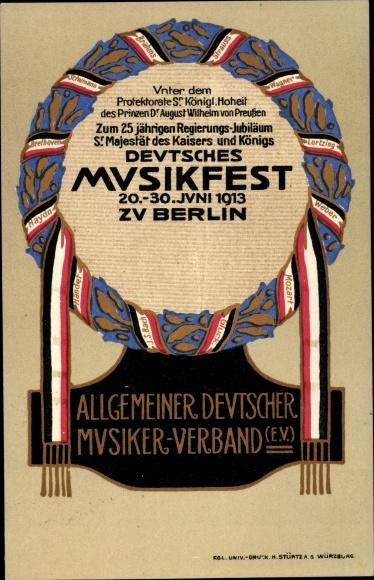 deutsches musikfest