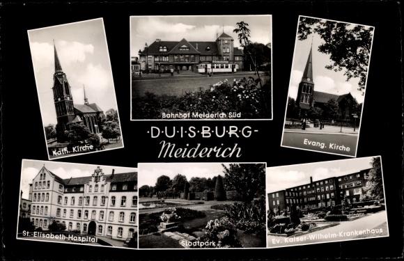 Kirche duisburg meiderich katholische Duisburg
