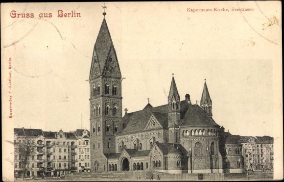 Kapernaum berlin
