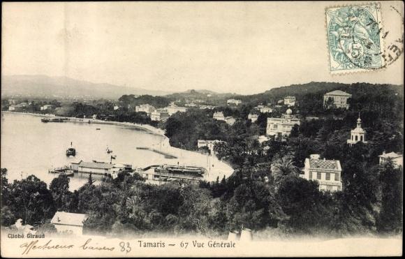 Ansichtskarte   Postkarte Tamaris CPA 83 cde599191e