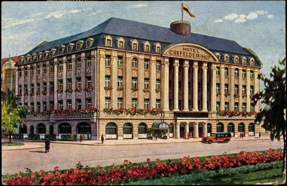 Künstler Krefeld künstler ansichtskarte postkarte krefeld hotel akpool de