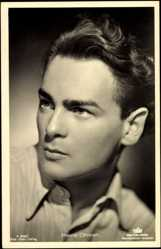 Postcard Schauspieler Ohlsen, Seitenansicht, A 3456 1