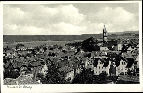Ansichtskarte Postkarte Neustadt Bei Coburg H User