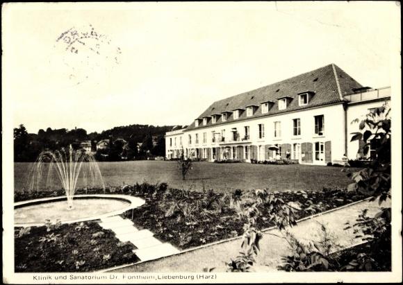 liebenburg klinik fontheim
