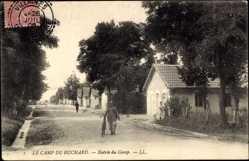 Cp Ruchard Indre et Loire, vue générale de l'Entrée du Camp