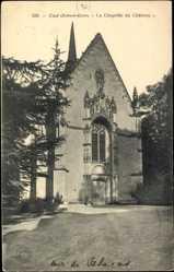 Cp Usse en Indre et Loire, La Chapelle du Chateau, Ansicht der Schlosskapelle