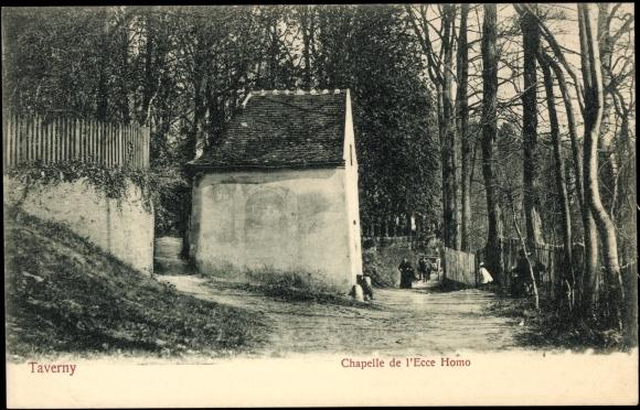 Taverny Val d'Oise, vue de la Chapelle de l'Ecce Homo