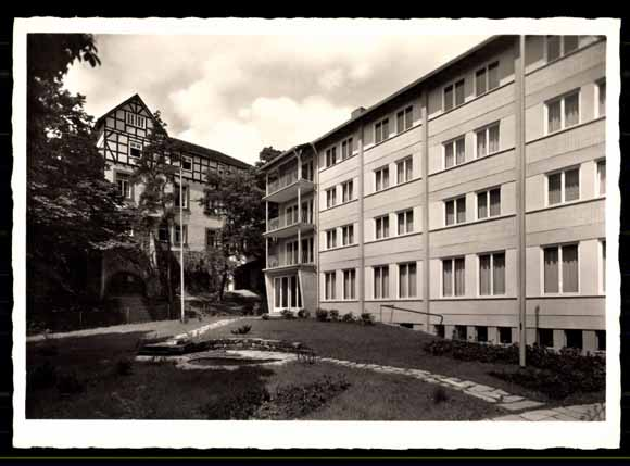 Foto Ansichtskarte Postkarte Fritzlar Sauerland Akpoolde