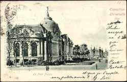 Cp Paris, Exposition Universelle 1900, Le Petit Palais