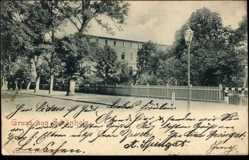 Ak Berlin Pankow Niederhohenschönhausen Schönholz, Siloah