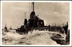 Ansichtskarten Kategorie Torpedoboote