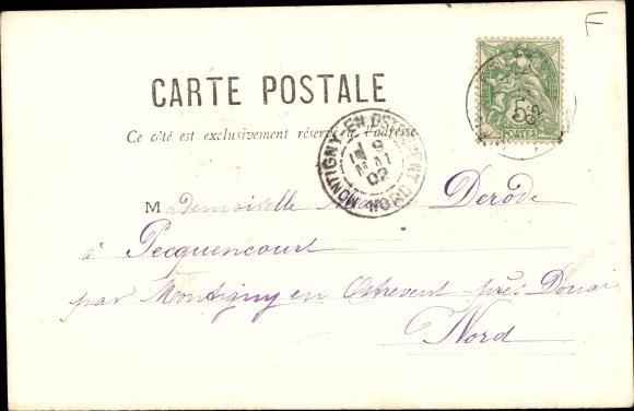 Postcard margueritte algerien int rieur d 39 une maison for Interieur algerien