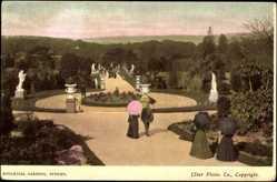 Ansichtskarte / Postkarte Sydney Australien, Botanical Gardens, Botanischer Garten