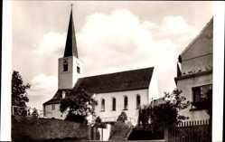 Postcard Neunaigen Wernberg Köblitz Oberpfalz, Pfarrkirche Kemnath