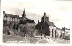 Foto Ak Grudziądz Graudenz Westpreußen, Blick auf den Speicher