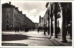 Postcard Dubrovnik Kroatien, Ulica Kralja Petra, Ragusa Koenigs Petarstraße