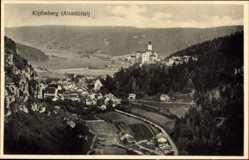 Postcard Kipfenberg im Kreis Eichstätt Oberbayern, Blick auf den Ort, Altmühltal