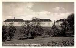 Litho Stuttgart Bad Cannstatt, Infanterie Kaserne Burgholzhof