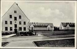 Ak Bad Bergzabern im Kreis Südliche Weinstraße, Die Mackensenkaserne