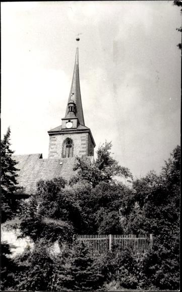 Goldbach in Thüringen, Teilansicht der Ortskirche
