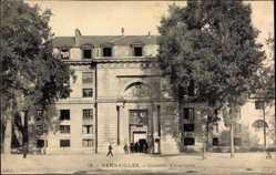 Ak Versailles Yvelines, Caserne d'artillerie, Blick auf die Kaserne