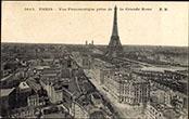 Ansichtskarten Kategorie Paris