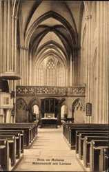 Mittelschiff im Dom