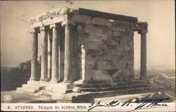Tempel der Athena Nike