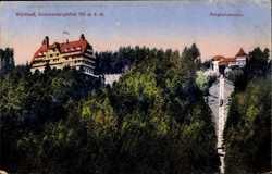 Bergbahnstation