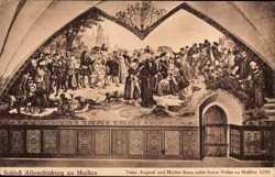 Albrechtsburg Innenansicht
