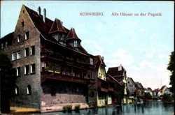 Alte Häuser, Pegnitz