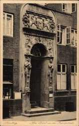 Portal, Ratsapotheke