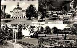 Rathaus, Kurpark