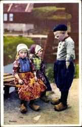 Kinder, Holzschuhe, NOD 401 5341