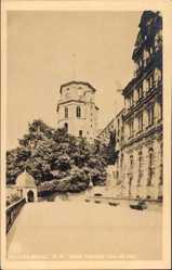 Schloss, Achteckiger Turm