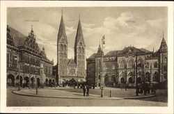 Rathaus, Dom