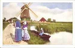 Watermolen, Volendam