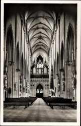Ritterschiff und Orgel