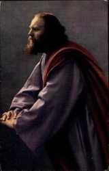 Jesus am Oelberg