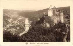 Vue prise du Belvedere