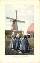 Walchersche Kleederdracht, Windmühle