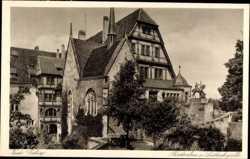 Fürstenbau, Lutherkapelle