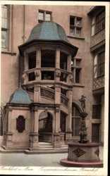 Treppentürmchen im Römerhof